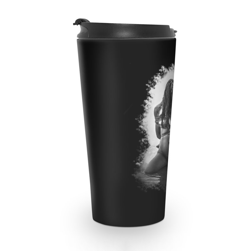 beach bondage Accessories Travel Mug by FredRx's Artist Shop