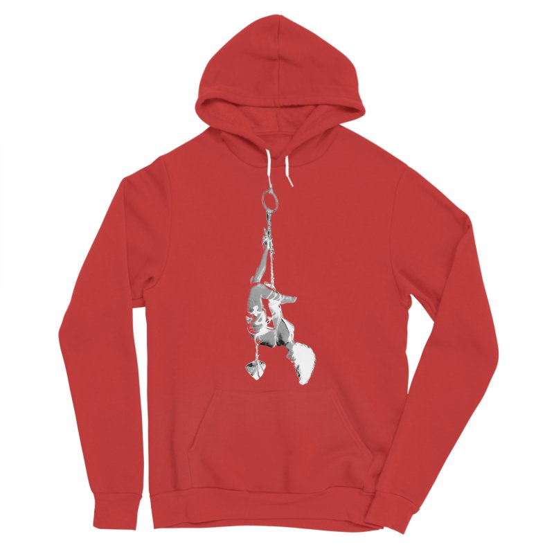 snow bondage Women's Pullover Hoody by FredRx's Artist Shop