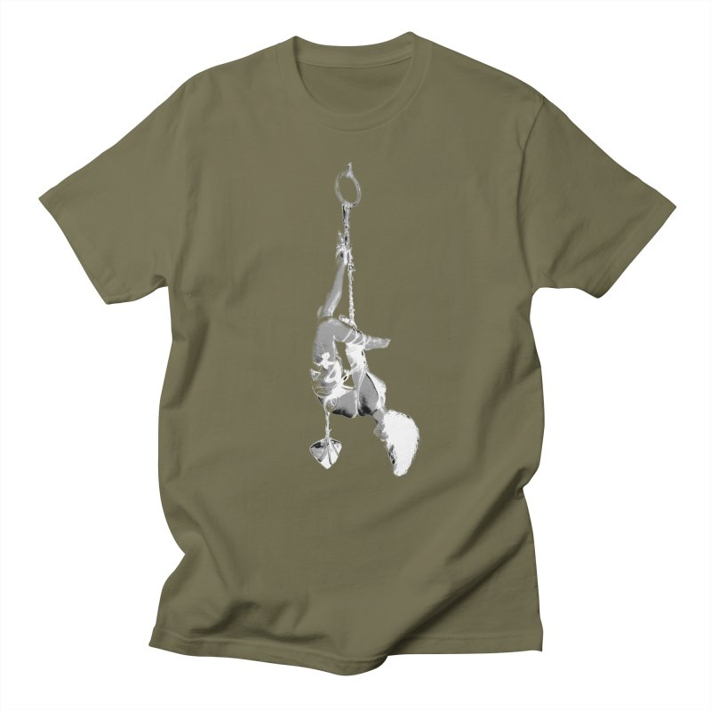 snow bondage Men's T-Shirt by FredRx's Artist Shop