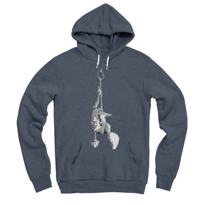 snow bondage Men's Pullover Hoody by FredRx's Artist Shop