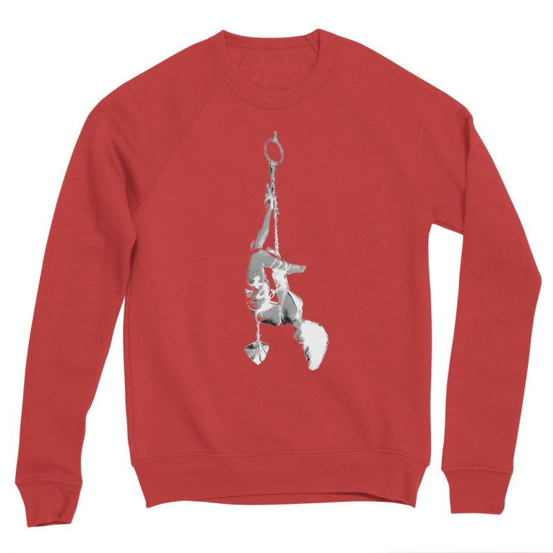 snow bondage Men's Sweatshirt by FredRx's Artist Shop