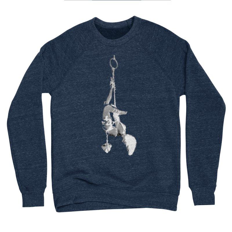 snow bondage Men's Sponge Fleece Sweatshirt by FredRx's Artist Shop