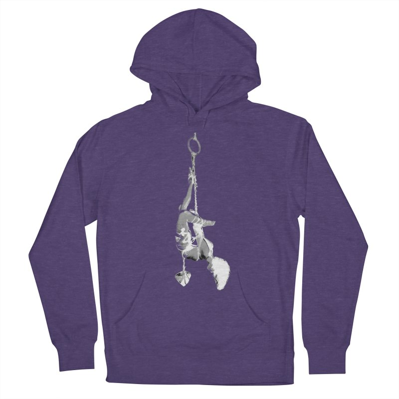 snow bondage Women's French Terry Pullover Hoody by FredRx's Artist Shop