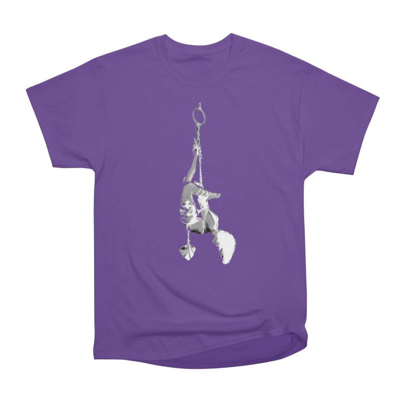 snow bondage Women's Heavyweight Unisex T-Shirt by FredRx's Artist Shop