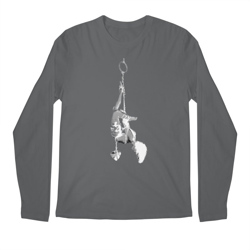 snow bondage Men's Regular Longsleeve T-Shirt by FredRx's Artist Shop