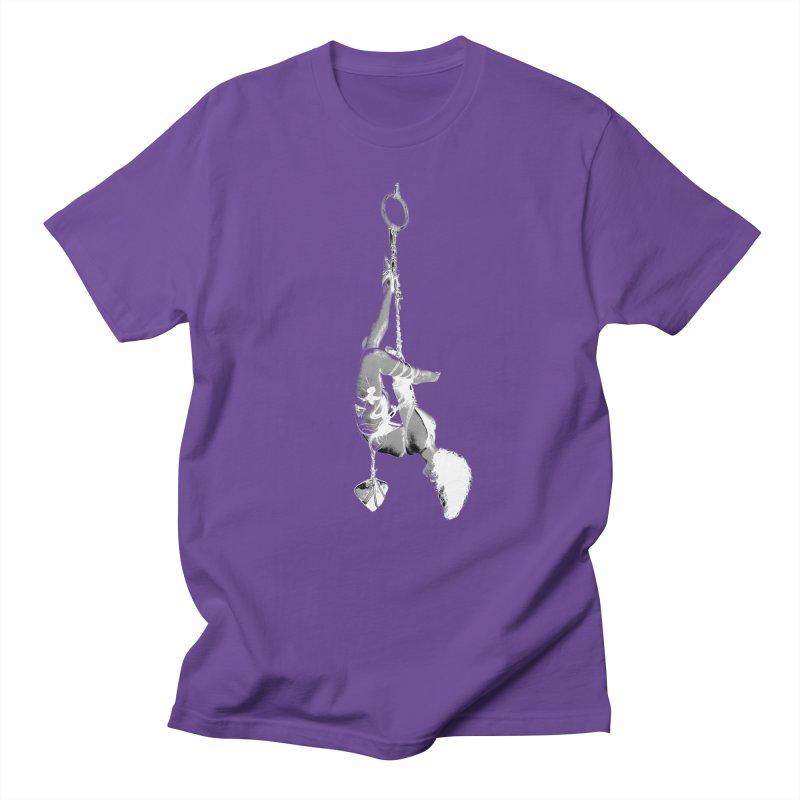 snow bondage Men's Regular T-Shirt by FredRx's Artist Shop