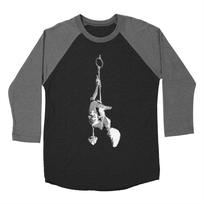 snow bondage Men's Baseball Triblend Longsleeve T-Shirt by FredRx's Artist Shop