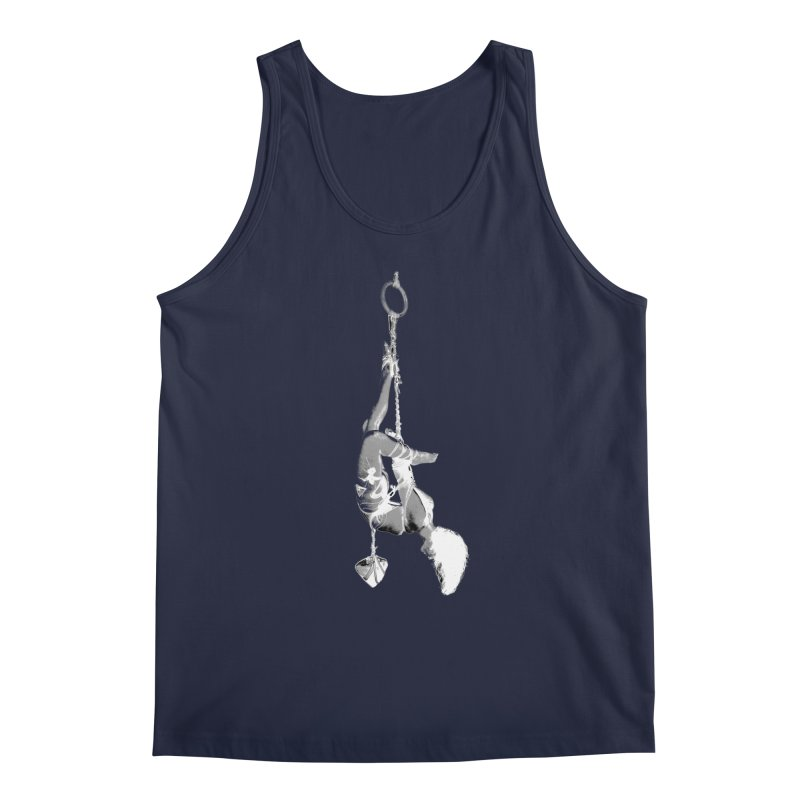 snow bondage Men's Regular Tank by FredRx's Artist Shop