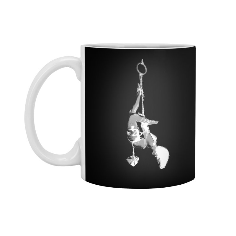 snow bondage Accessories Standard Mug by FredRx's Artist Shop