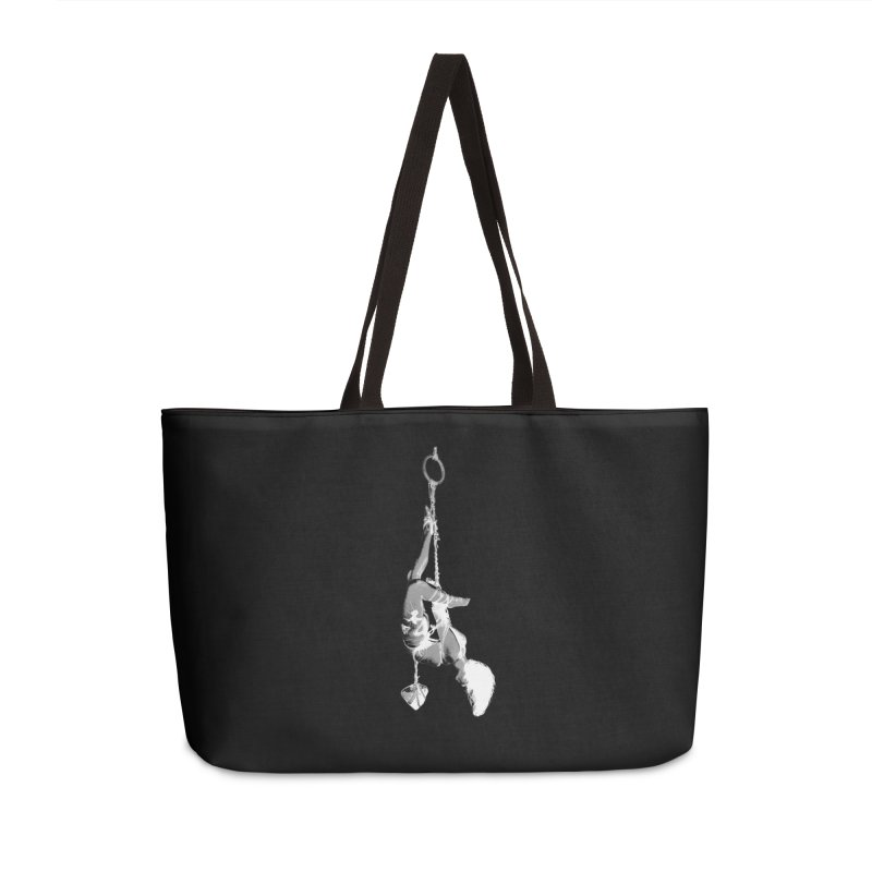 snow bondage Accessories Bag by FredRx's Artist Shop