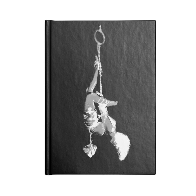 snow bondage Accessories Blank Journal Notebook by FredRx's Artist Shop