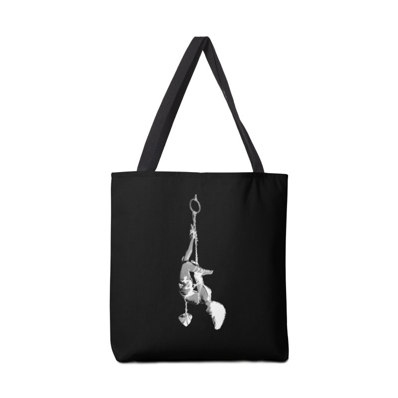 snow bondage Accessories Tote Bag Bag by FredRx's Artist Shop