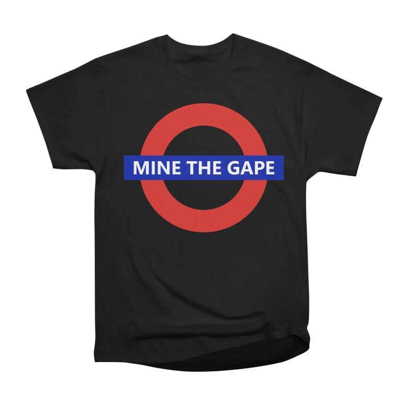 mind the gape Men's Heavyweight T-Shirt by FredRx's Artist Shop