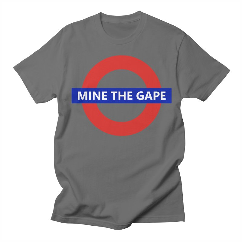 mind the gape Women's T-Shirt by FredRx's Artist Shop