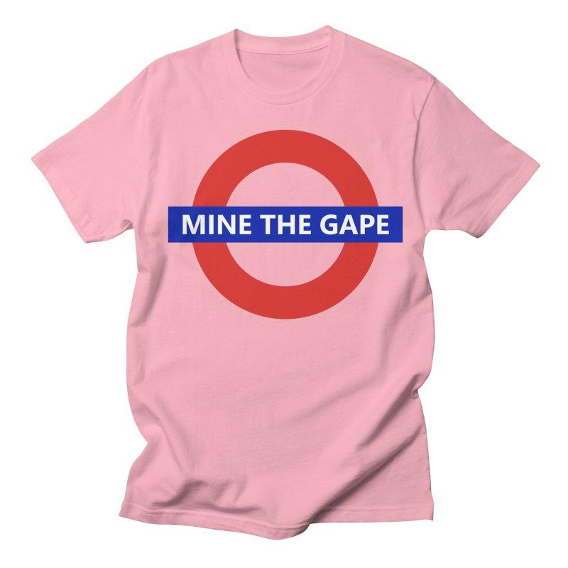mind the gape Women's Regular Unisex T-Shirt by FredRx's Artist Shop