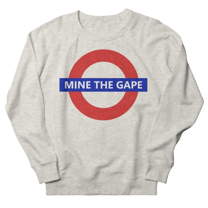 mind the gape Women's Sweatshirt by FredRx's Artist Shop