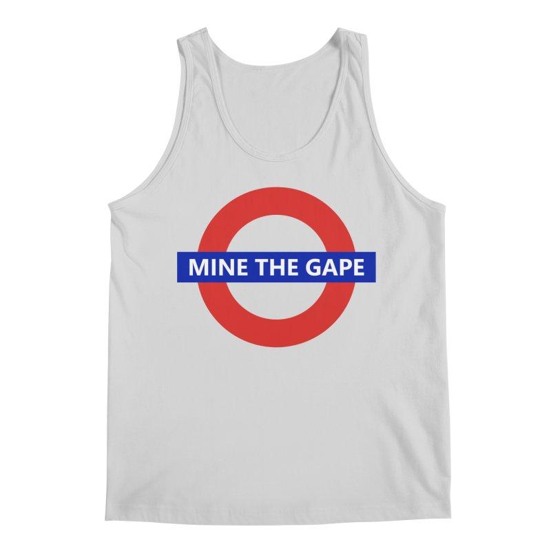 mind the gape Men's Regular Tank by FredRx's Artist Shop