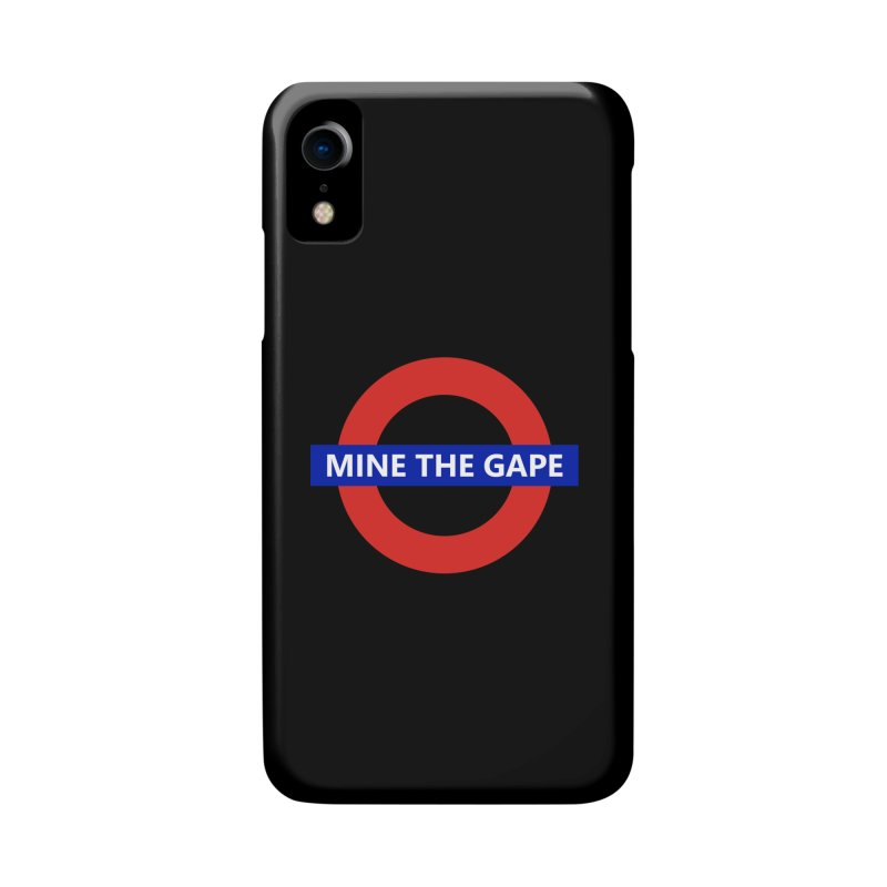 mind the gape Accessories Phone Case by FredRx's Artist Shop