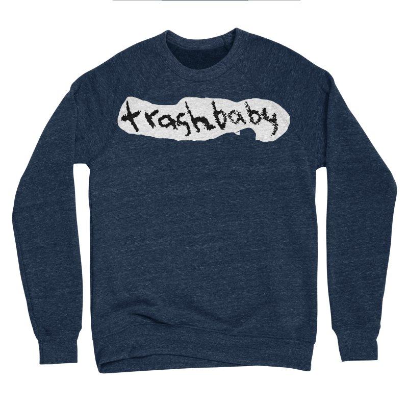 trashbaby Men's Sponge Fleece Sweatshirt by FredRx's Artist Shop
