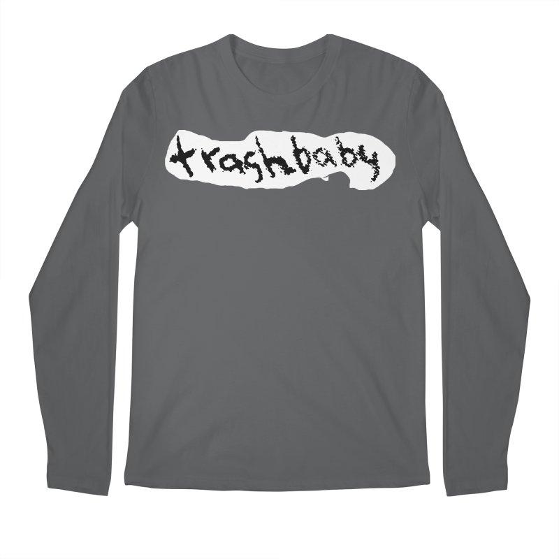 trashbaby Men's Regular Longsleeve T-Shirt by FredRx's Artist Shop