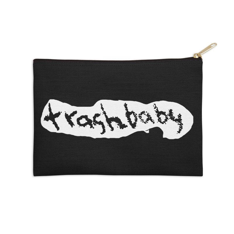 trashbaby Accessories Zip Pouch by FredRx's Artist Shop