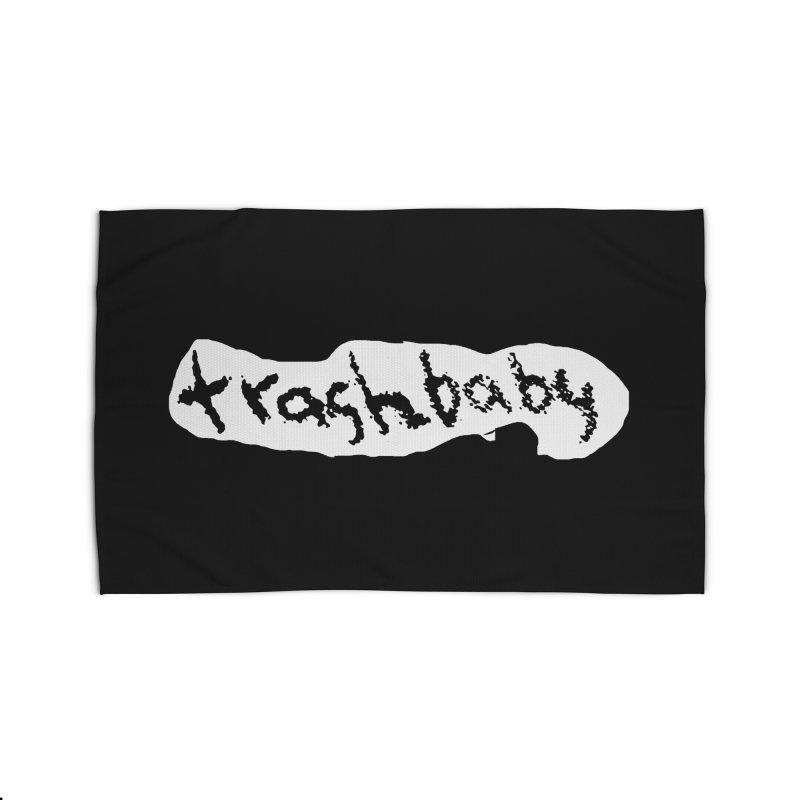 trashbaby Home Rug by FredRx's Artist Shop