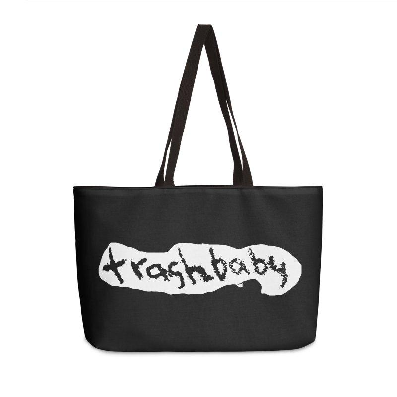 trashbaby Accessories Weekender Bag Bag by FredRx's Artist Shop