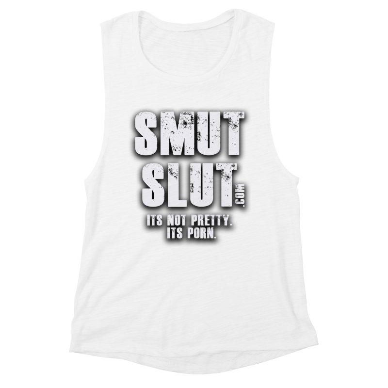 smut slut Women's Muscle Tank by FredRx's Artist Shop