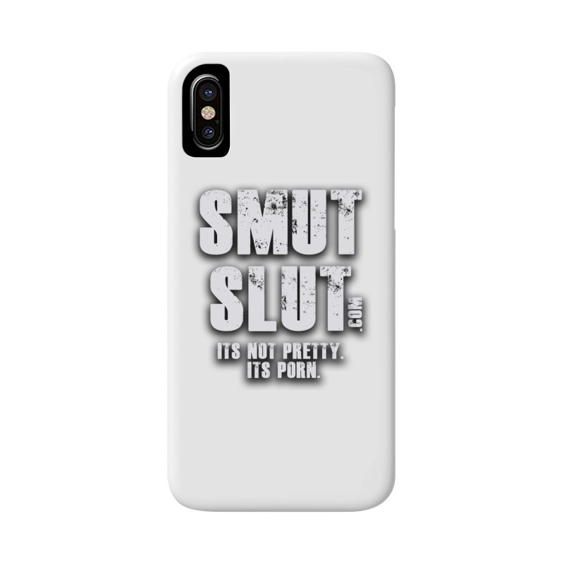 smut slut Accessories Phone Case by FredRx's Artist Shop