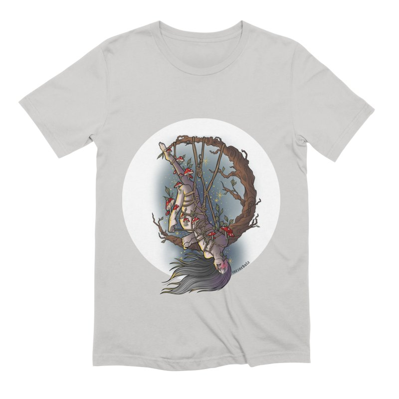 shroom rope Men's Extra Soft T-Shirt by FredRx's Artist Shop
