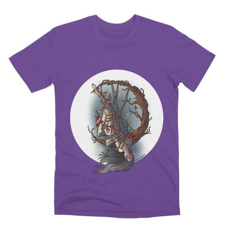 shroom rope Men's T-Shirt by FredRx's Artist Shop