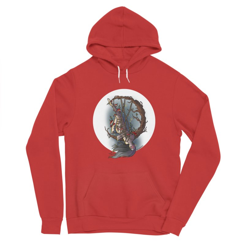 shroom rope Men's Pullover Hoody by FredRx's Artist Shop
