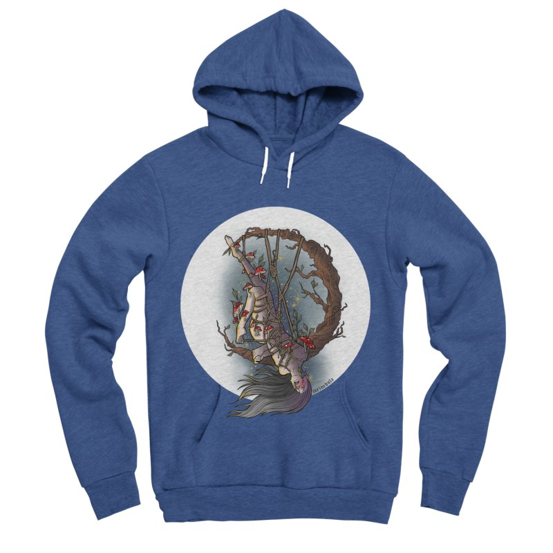 shroom rope Women's Pullover Hoody by FredRx's Artist Shop
