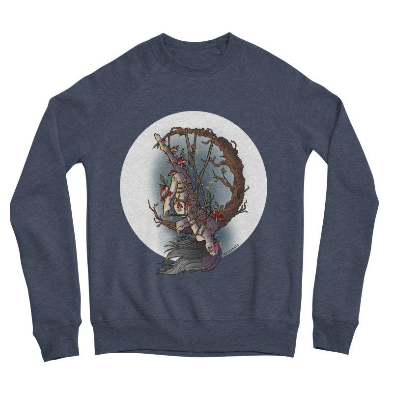 shroom rope Men's Sponge Fleece Sweatshirt by FredRx's Artist Shop