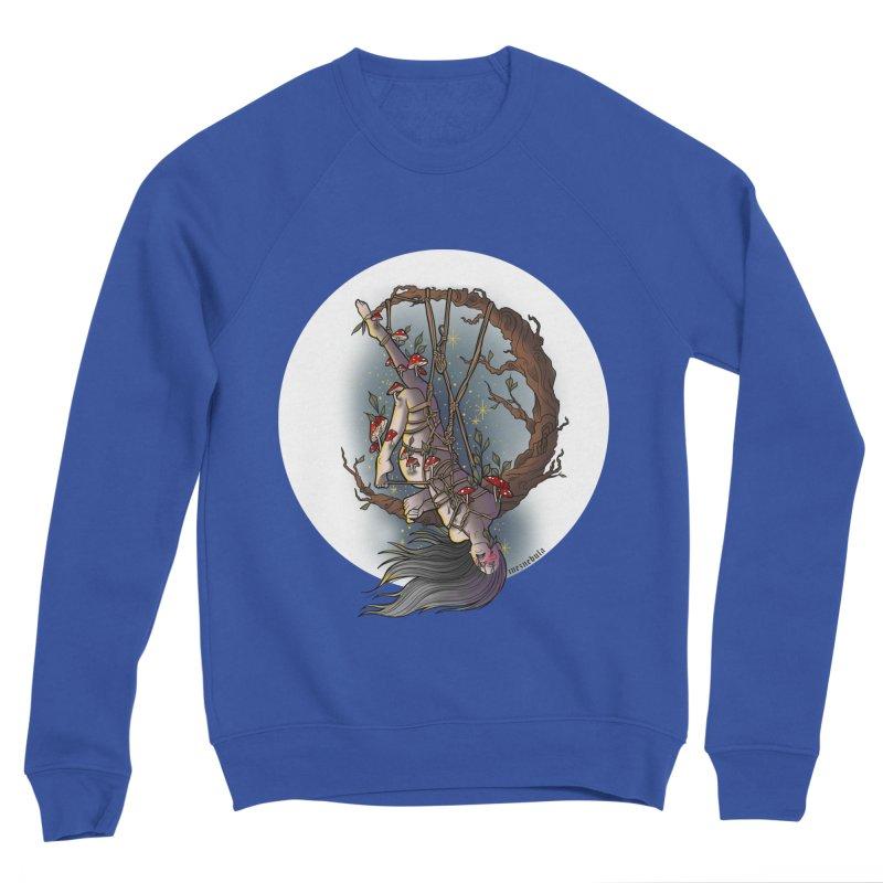 shroom rope Women's Sweatshirt by FredRx's Artist Shop