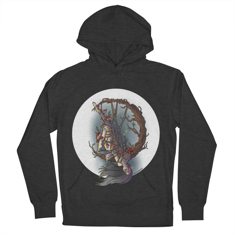 shroom rope Women's French Terry Pullover Hoody by FredRx's Artist Shop