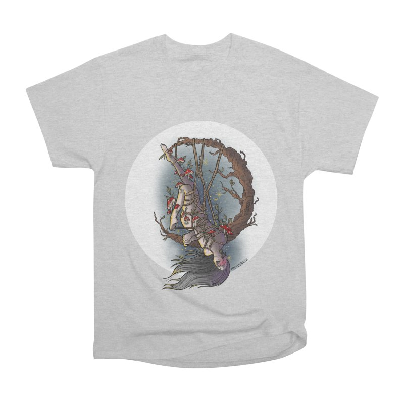 shroom rope Men's Heavyweight T-Shirt by FredRx's Artist Shop