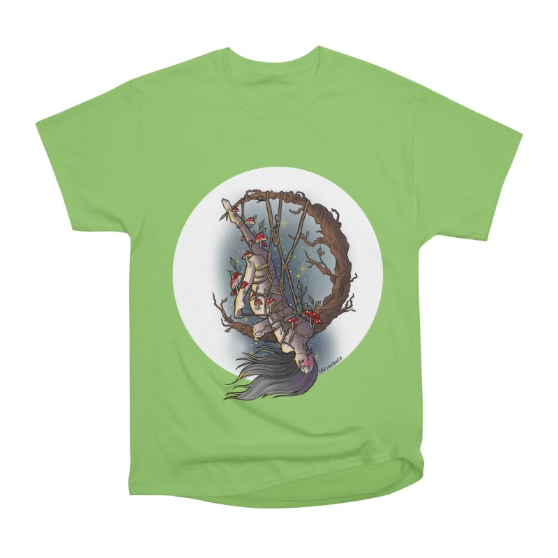 shroom rope Men's T-Shirt by FredRx's Artist Shop