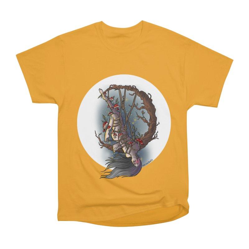 shroom rope Women's Heavyweight Unisex T-Shirt by FredRx's Artist Shop