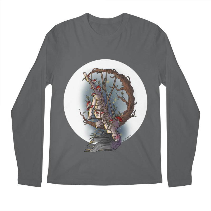 shroom rope Men's Longsleeve T-Shirt by FredRx's Artist Shop