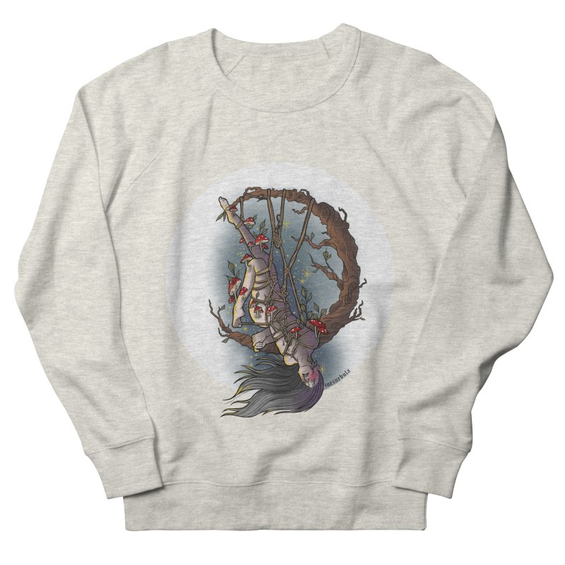shroom rope Women's French Terry Sweatshirt by FredRx's Artist Shop