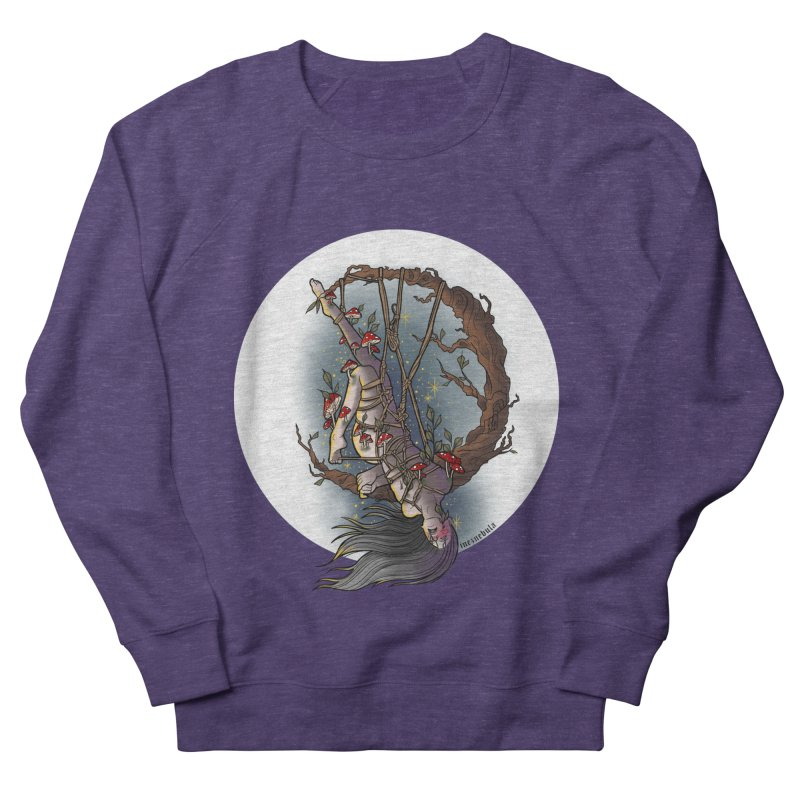 shroom rope Men's French Terry Sweatshirt by FredRx's Artist Shop