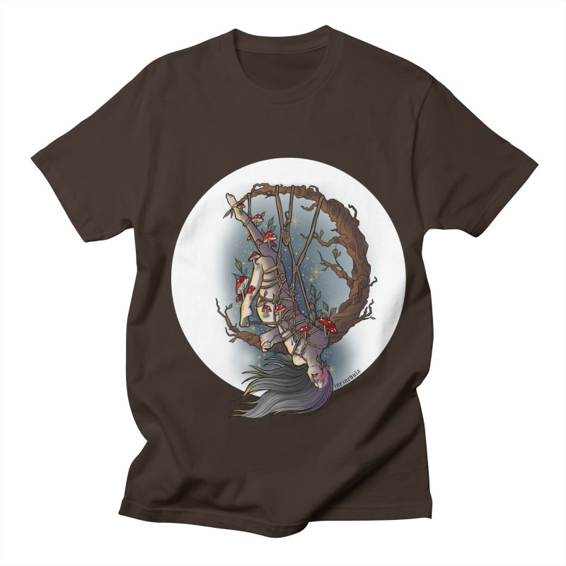 shroom rope Men's Regular T-Shirt by FredRx's Artist Shop