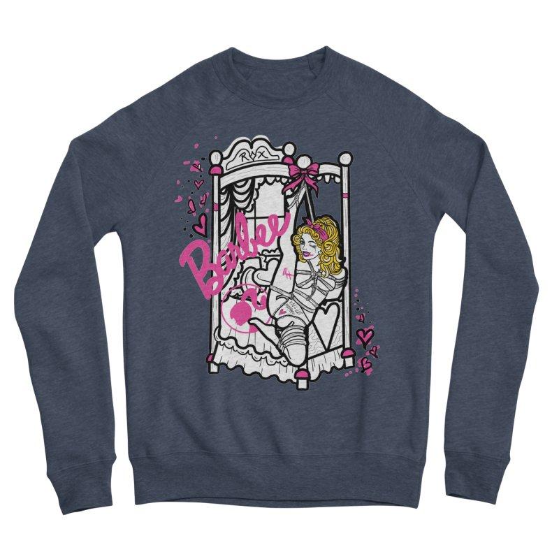 barbee doll Women's Sponge Fleece Sweatshirt by FredRx's Artist Shop
