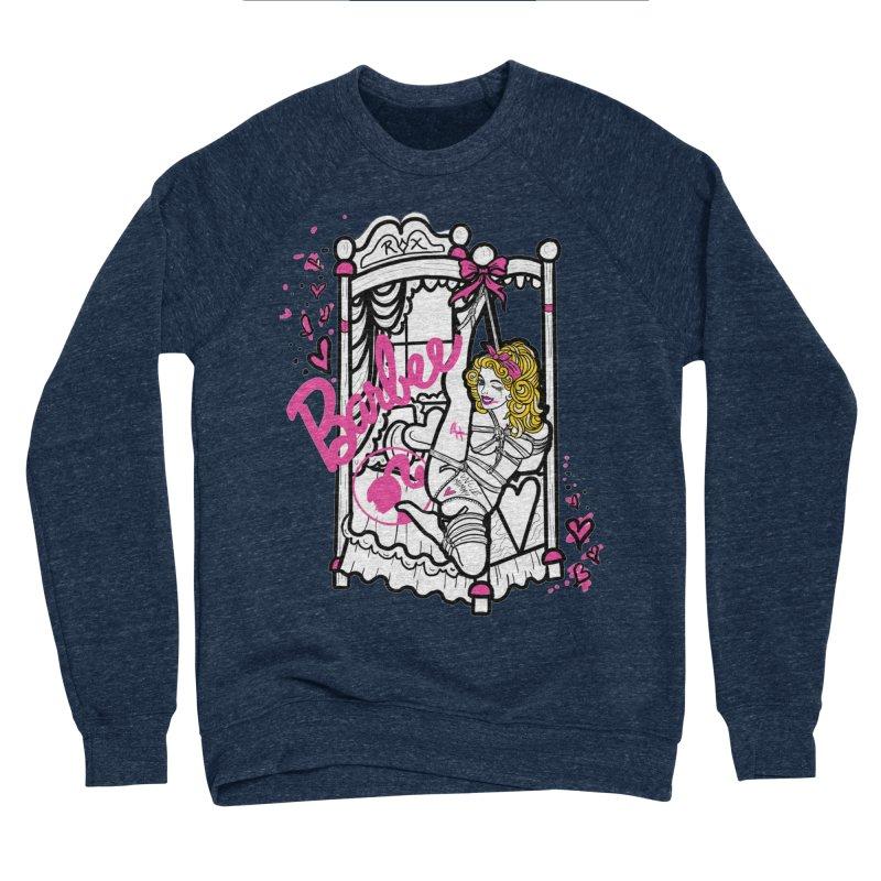 barbee doll Men's Sponge Fleece Sweatshirt by FredRx's Artist Shop