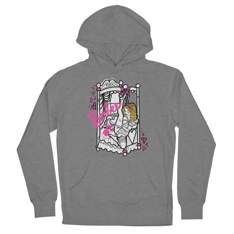 barbee doll Women's Pullover Hoody by FredRx's Artist Shop
