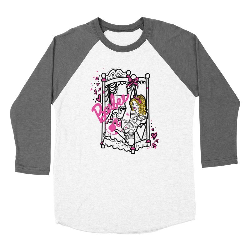 barbee doll Women's Longsleeve T-Shirt by FredRx's Artist Shop