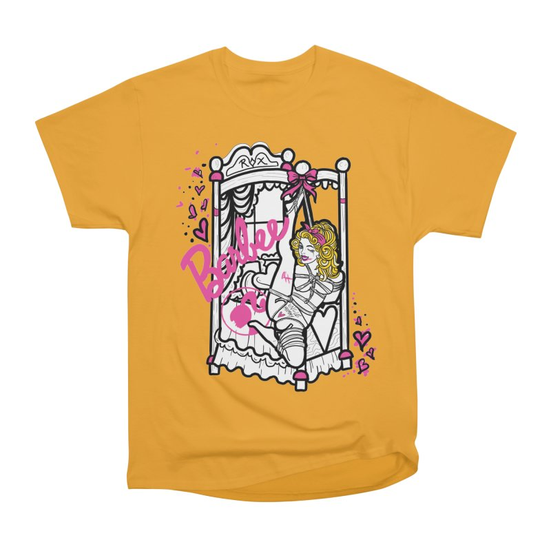 barbee doll Women's Heavyweight Unisex T-Shirt by FredRx's Artist Shop