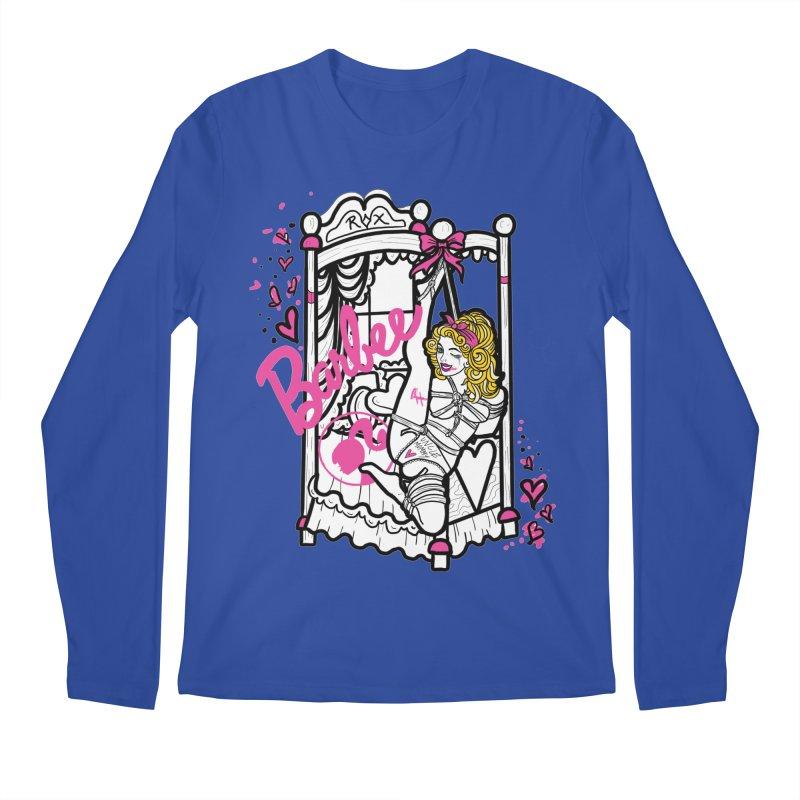 barbee doll Men's Regular Longsleeve T-Shirt by FredRx's Artist Shop