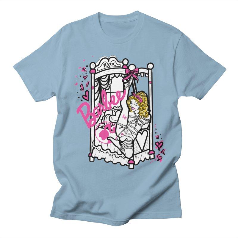 barbee doll Women's Regular Unisex T-Shirt by FredRx's Artist Shop